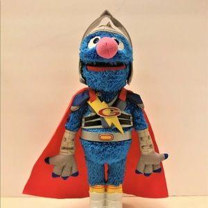 """Talking Flying Grover plush 14"""""""